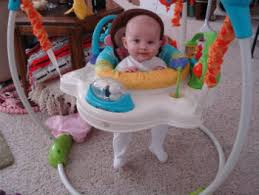 Know the Perfect Time When Can Baby Use a Jumperoo - The Impressive Kids
