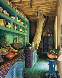 Moroccan Style Kitchen Tiles Moroccan Kitchen Design Zampco