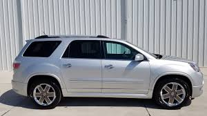 gmc acadia 2015 silver. Exellent Acadia 2012 GMC Acadia Denali AWD Silver 2254710 Intended Gmc 2015 I