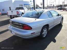 1995 Silver Metallic Chevrolet Monte Carlo LS Coupe #58700684 ...