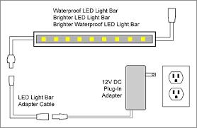 led light wiring diagram Led Light Bar Wiring Diagram led light fixture wiring diagram led light bar wiring diagram with relay