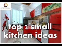 top 3 small indian kitchen interior