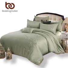 cute bamboo cotton duvet linens bedding bamboo bedding set soft cotton bed linen fade resistant embroidered
