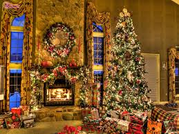 beautiful christmas decorations. Perfect Beautiful Christmas Decorations On Decoration With Make A Decor Pretty Tree And Lights Idea Of How To Decorate House For Design Your M