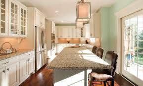 Narrow Kitchen Design Kitchen U Shaped Kitchens With Peninsula 105 Galley Kitchen