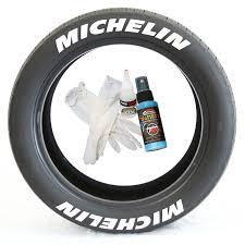 Michelin Tire Lettering Tire Letters