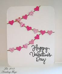 A Valentines Day Card Easy Diy Valentines Day Cards