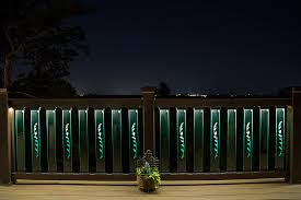 led strip deck lights. 12 Inspiration Gallery From Installing Outdoor Led Lighting Strips Strip Deck Lights