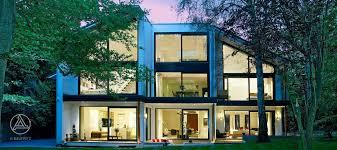 Flatpack House Timber Framed Houses Flat Pack Homes Baufritz