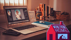 work from home office. Congrats\u2014you\u0027ve Scored A Work-from-home Gig! You Get To Be The Designer Of Your Own Office, Where Can Customize Every Detail Match Aesthetic, Work From Home Office