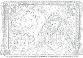 Game Of Thrones Coloring Book Finished Pages New Game Of Thrones
