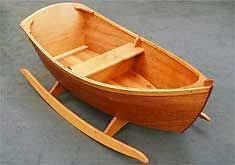 jolly boat rocker jordan wood boats wooden boat plans and kits this beautiful little rocker is appaly a simple project