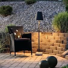 patio living outdoor floor lamps lamp for uk black lighting direct gorgeous wonderful