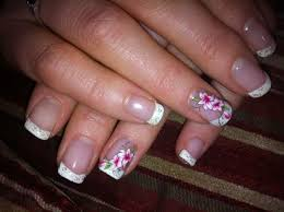 French nail art!