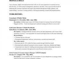 Resume Objective For Customer Service Call Center Best of Call Center Resume Objective Examples Tierbrianhenryco