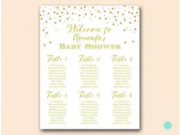 Table Seating Chart Baby Shower Baby Shower Table Seating Chart Printable Seating Chart Find Your Seat Baby Shower Decor Bs488 Tlc488 Ds