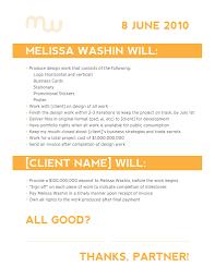 Freelance Drafting Freelance Design Contract Sample
