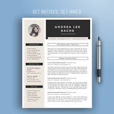 Modern Creative Resume Template 80 Off Resume Template Instant Download Creative Cv