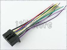 pioneer car audio and video speaker wire harness pioneer speaker power harness deh p5100ub deh p5800mp plug connector wire cable