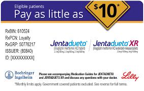 savings card for jentadueto linagliptin metformin hci