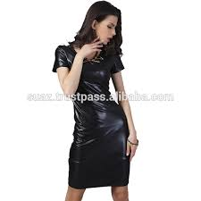 short black leather dress y black leather dress black tight leather dress zipper black leather dress faux leather dress