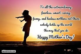 Mothers Day Inspirational Quotes Fascinating 48 Mother's Day Wishes Greeting Cards Messages From The Heart