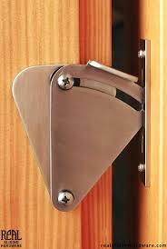 Temporary Sliding Door Classic Car Door Locks Teardrop Privacy ...
