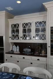 Ebony Wood Portabella Prestige Door Kitchen Cabinet Glass Inserts ...