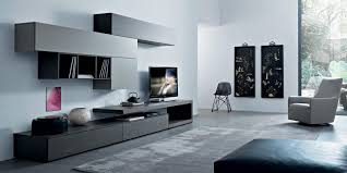 floating wall units for living room design