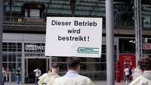 Natürlich ist im augenblick dieser streik völlig fehl am platz ! Deutsche Bahn Db Fronten Sind Verhartet Neue Streiks In Sehr Kurzer Zeit Panorama