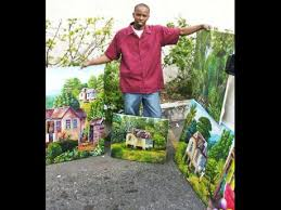 Painting is my gift' | Lifestyle | Jamaica Gleaner