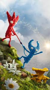 Unravel 2 Video Game 4K Ultra HD Mobile ...