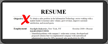 objectives in resume example object of resume examples krida info