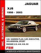 vehicle repair manuals literature jaguar xj xj8 xjr 1998 1999 2000 2001 2002 2003 ultimate service repair manual