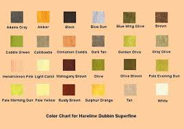 Superfine Dubbing Color Chart Inspiration From Color Chart Hareline Superfine Adams Grey