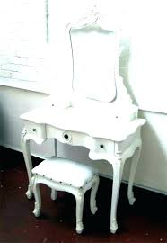 white makeup vanity chair metal set vine table vine vanity table dressing mirror pretty white antique desk makeup with