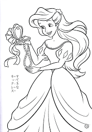 Small Picture Printable 43 Princess Ariel Coloring Pages 3435 Best Of kiopadme