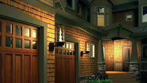 outside garage lights outside garage lights home depot exterior outdoor lighting voltage light fixtures garden garage door sensor lights not working led