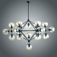 glass chandelier ball hanging whole chandeliers suppliers blown replacement for