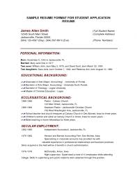 Best Resume App Resume Templates