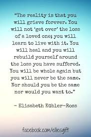 Comforting Quotes About Losing A Loved One