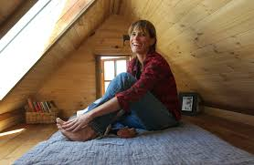 A New Video Tour of Dee Williams' Little House! - PADtinyhouses.com