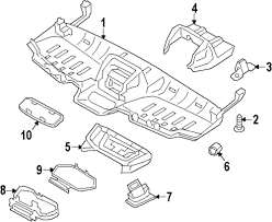 Ford Windstar Parts Diagram