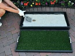 outdoor dog potty area pet patio doggy solutions home interiors and gifts for diy