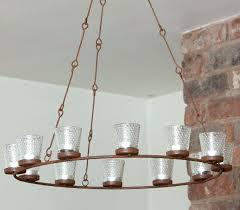 chandelier tea light holder hanging chandelier tea light holder picture ideas