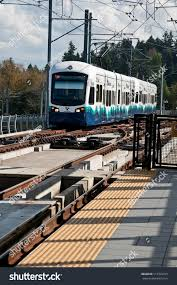 How To Pay For Link Light Rail Seattle Wa July 17 Link Light Stock Photo Edit Now 113392315