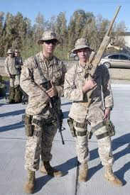 Marines Scout Sniper Requirements Marines Sport Nazi Ss Flag In Afghanistan Mother Jones