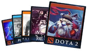 steam trading cards dota 2 wiki