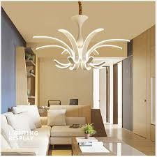 Großhandel Neue Moderne Led Kronleuchter Für Wohnzimmer Schlafzimmer Esszimmer Acryl Körper Innen Hause Kronleuchter Lampe Leuchte Von Honpus 29347
