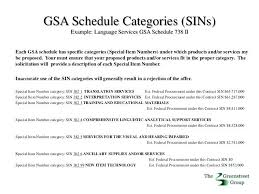 Technical Proposal Sample Sales Proposal Examples Gsa Schedule 70 ...